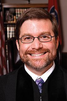 Siskin named presiding judge | Circuit Court, Judge Siskin