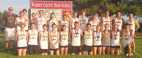 X-country boys, girls finish first | X-country