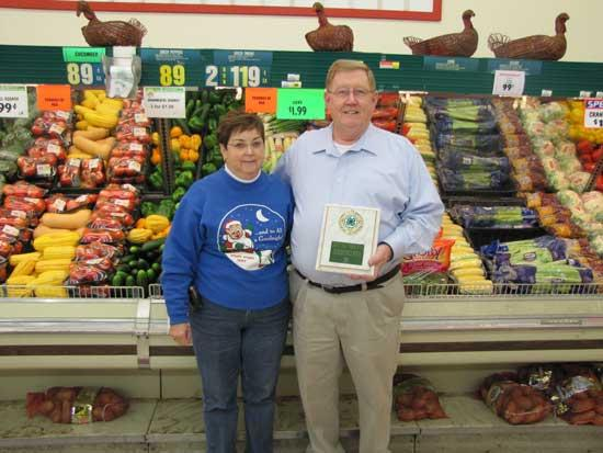 Friends Of 4-H: Arna And Teena Smithson