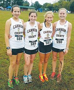 Middle School X-C sends 9 to state | Middle School X-C