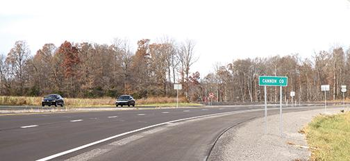 Four-lane finally finished? | 70S, new road opens