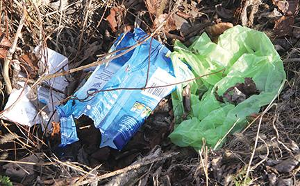 Two ways to fight litter | litter, 2015