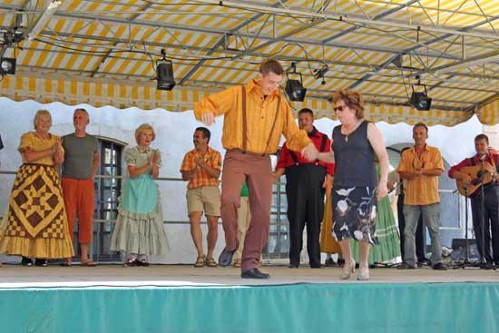 Cripple Creek Cloggers Tour Spain | Cripple Creek Cloggers, Rigney Family Bluegrass