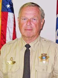 Jim Gibbs Seeks Second Term As Constable