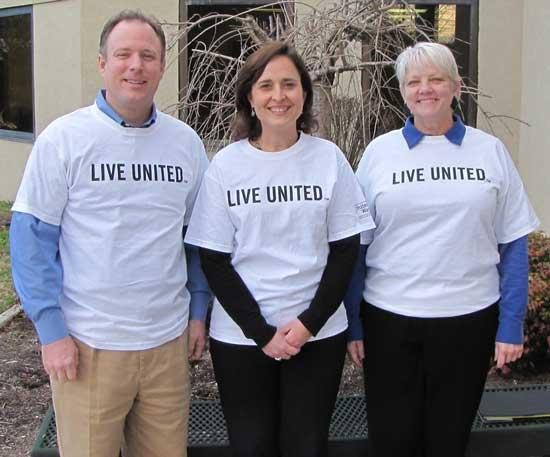 Stones River Hospital 'Chiefs' Support United Way