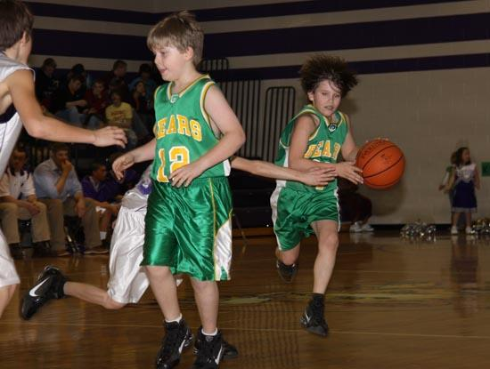 Elementary Basketball Tournament Kicks Off At WGS