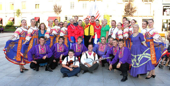 Cripple Creek Cloggers continue in International Festival of the Pyrenees