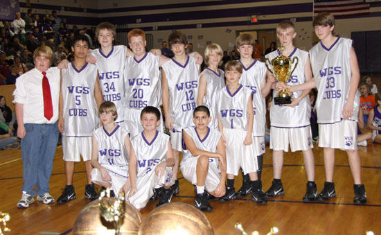 Champions Crowned In County Elementary Tournament