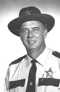 Funeral Service Friday For Former Sheriff Simpson
