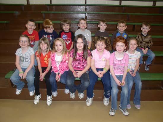 Kindergarten Class Wins Short Mountain PBS Award