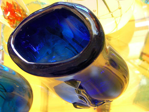 BREAKING AWAY: Handcrafted Glass From Short Mountain