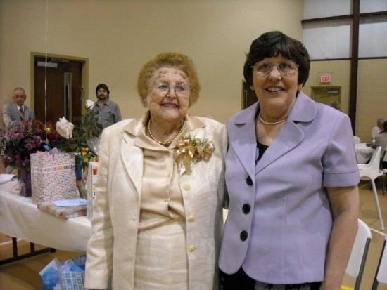 'Miracle' Mallie Celebrates 100th Birthday