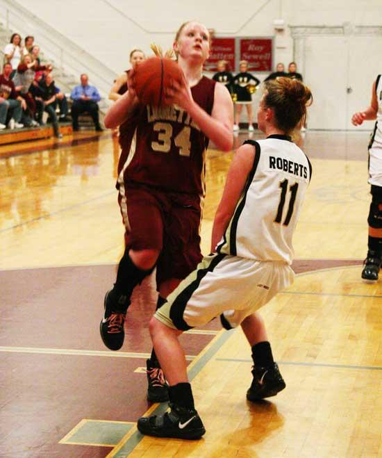 Lionettes Win Region: Cannon County Inflicts 'Payne' On Upperman