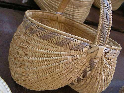 Traditional White Oak Basket Making In The Heart Of Tennessee