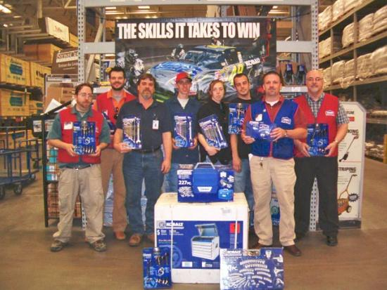 Kobalt Donates Tools To Tennessee Technology Center