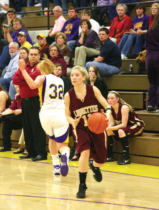 Emily Sissom Earns Class AA All-State Honor