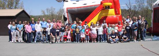 Kids Day 2010 At Woodbury Church Of Christ