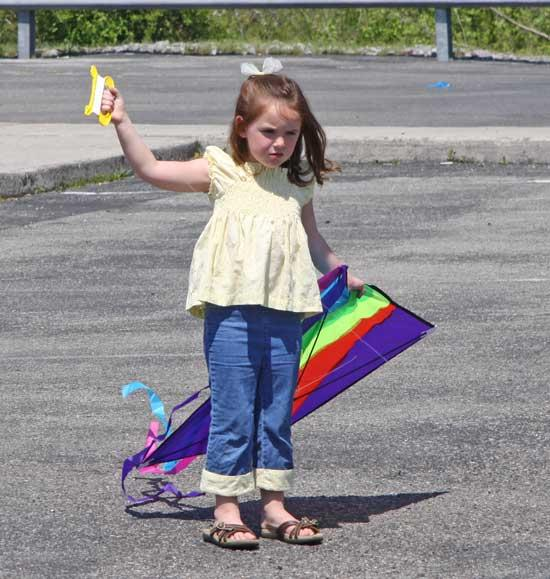 WDS Tells Kids To Go Fly A Kite — And They Do!