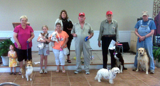 Senior Center Goes To The Dogs!