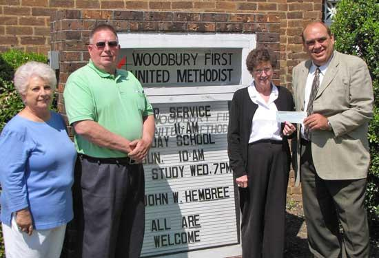 Local Food Bank Receives Major Gift