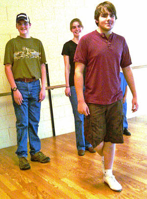 Cannon Arts Welcomes New Clogging Class