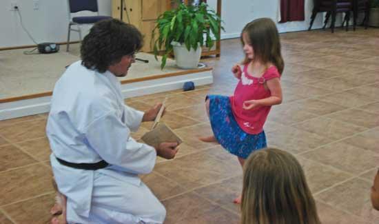 SAVEing Children By Teaching Them Self Defense