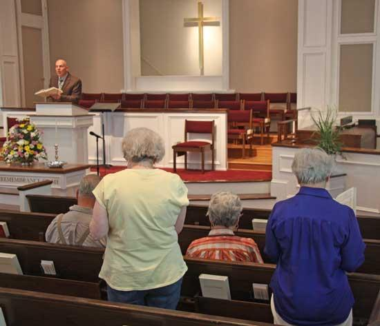 First Baptist Church Joins National Day Of Prayer Celebration