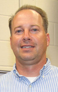 Tim Knox Steps Up At CCHS