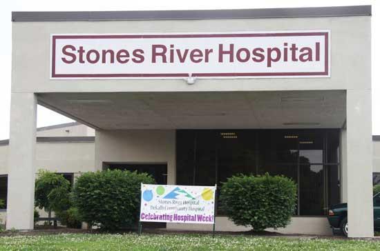 Stones River Celebrates National Hospital Week