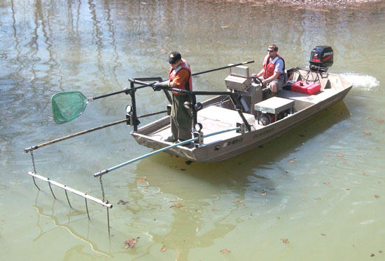 Middle Tennessee Fisheries To See Brief, Negative Flood Impact