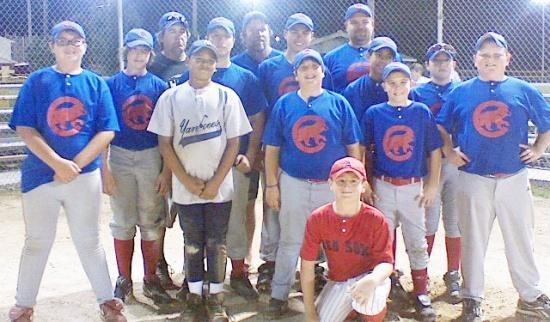Cubs Capture First Place