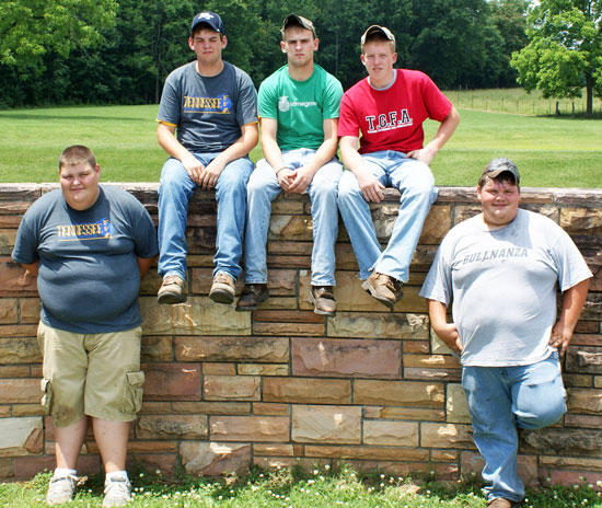 Woodbury FFA Forestry Team Brings Home First Honors Of 2010