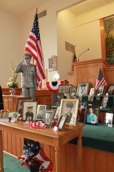 Independence Day Celebration At Auburn Baptist Church