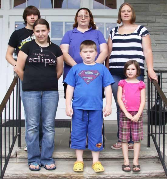 Summer Reading Program Winners