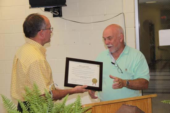 County Receives Grant For Agriculture Learning Center