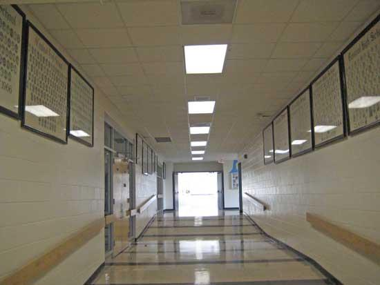 CCHS Puts 'Walls of History' On Display