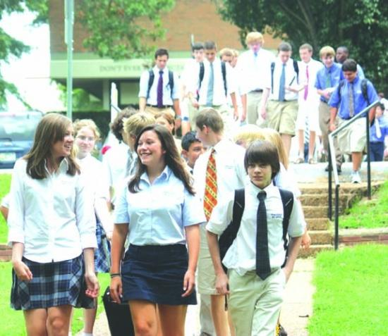 Webb Welcomes Students For 141st Year