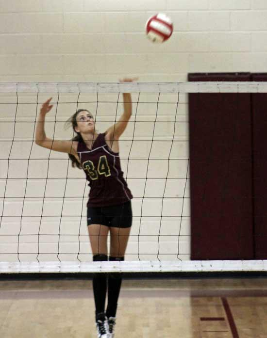Lionettes Embark On 2010 Volleyball Campaign