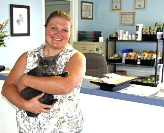 New Woodbury Business Is The Cat's Meow For Owner