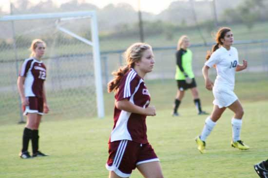 Soccer Lionettes Set For Tuesday Home Opener