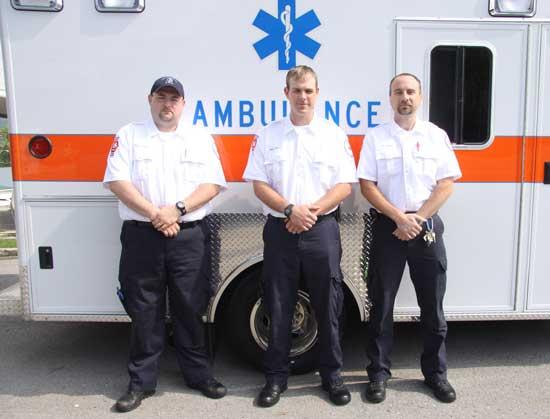 Cannon County EMS Staying On Top