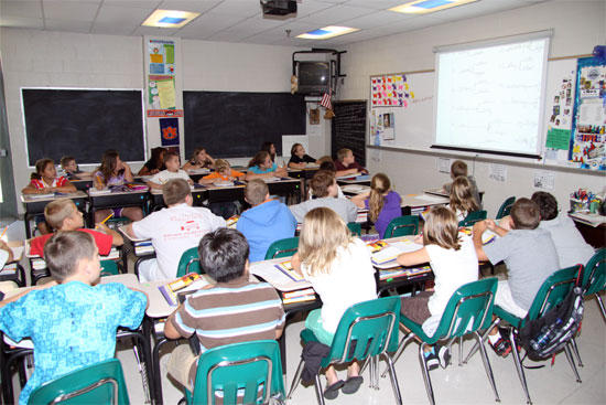 Enrollment On The Rise, But Cannon Schools Not Overcrowded