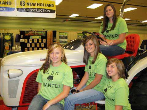 4-H Consumer Decision Making Team Competes At State Fair