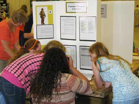 4-H Life Skills Team competes In Central Region Contest