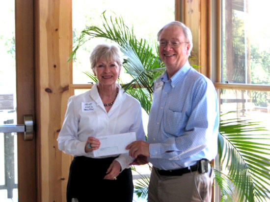 SRWA Receives Middle Tennessee State Park Connections Award