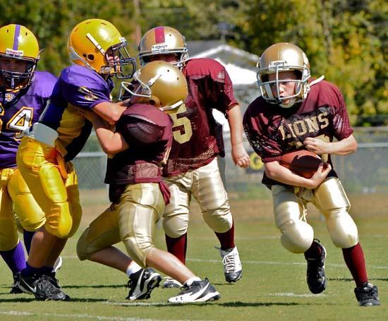 Two Local Youth Football Teams Reach Postseason