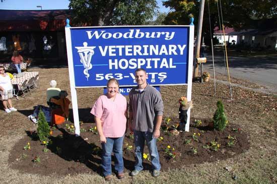 Woodbury Veterinary Hospital Holds Grand Opening