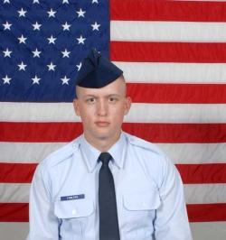 Airman Farless Graduates Basic Training