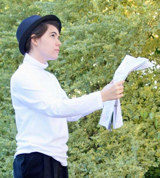 Twelfth Night Performance Nov. 16 At Library Free To Public
