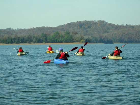 CCHS Outdoor Club Goes Island Hopping On Election Day
